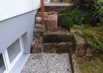 Gartenmauern 32