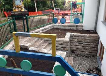 Gartenmauern 65