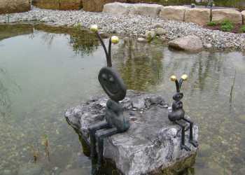Wasser im Garten 19