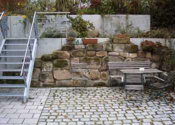Gartenmauern 50