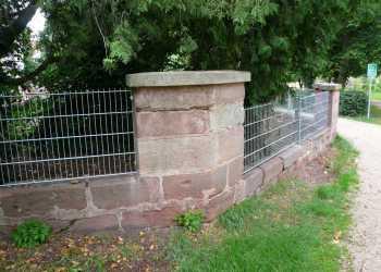 Gartenmauern 13