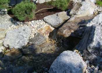 Wasser im Garten 16