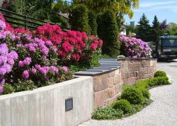 Gartenmauern 18