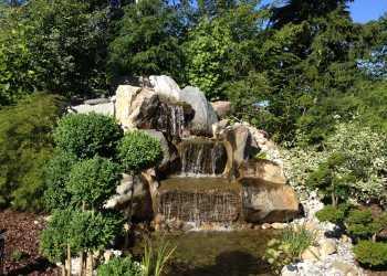 Wasser im Garten 29