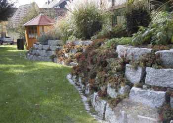 Gartenmauern 16
