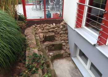Gartenmauern 33