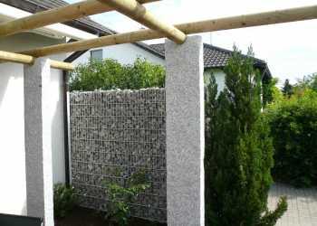 Gartenmauern 42