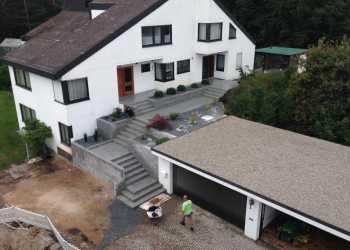 Treppen und Podeste 16
