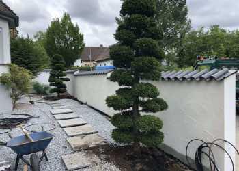 Gartenmauern 4