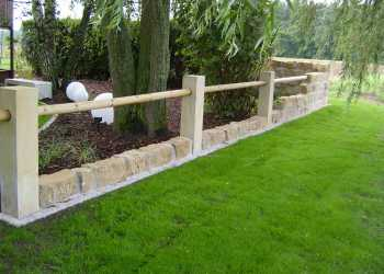 Gartenmauern 9