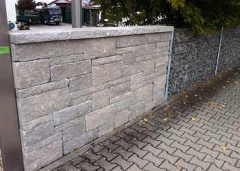 Gartenmauern 2
