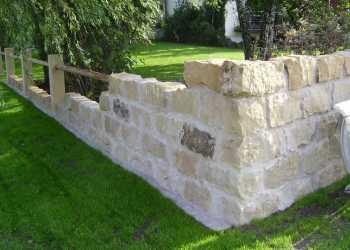 Gartenmauern 10