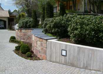 Gartenmauern 36