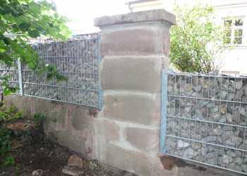 Gartenmauern 61