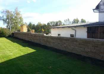 Gartenmauern 11