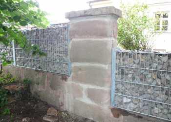 Gartenmauern 14