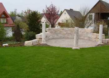 Gartenmauern 48