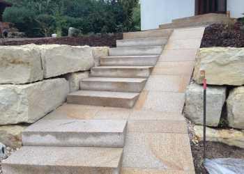 Treppen und Podeste 30