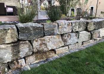 Gartenmauern 8