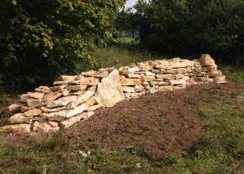 Gartenmauern 25