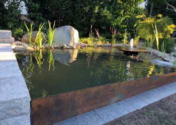 Wasser im Garten 1