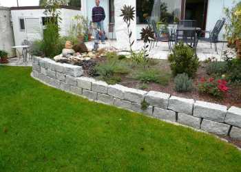 Gartenmauern 45