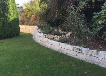 Gartenmauern 80