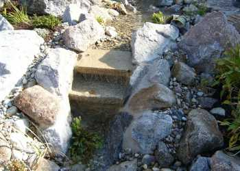 Wasser im Garten 17